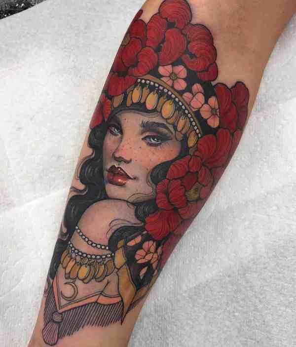 elegant tattoo 2020012638 - 60+ Elegant Tattoo Ideas Will Inspire Women