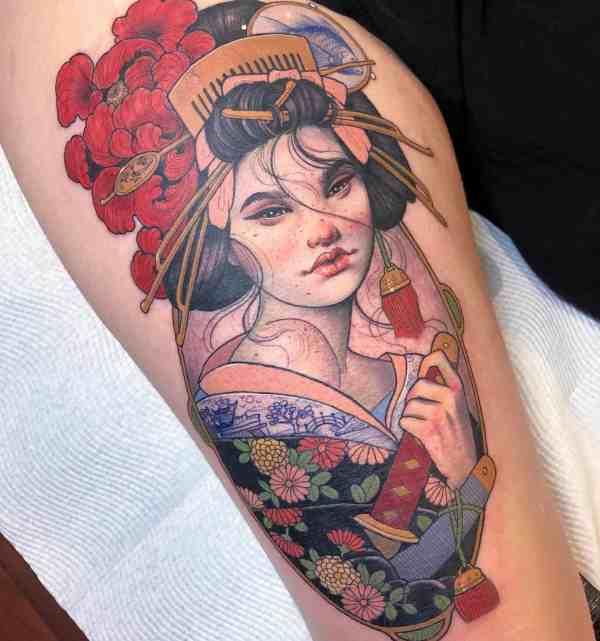 elegant tattoo 2020012641 - 60+ Elegant Tattoo Ideas Will Inspire Women