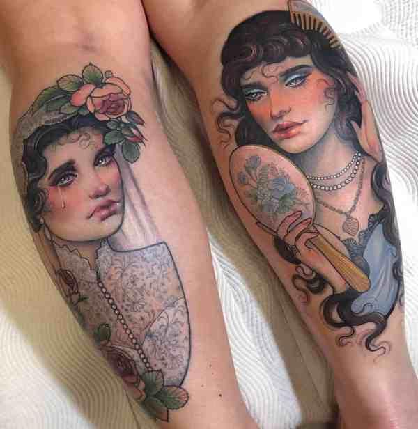 elegant tattoo 2020012642 - 60+ Elegant Tattoo Ideas Will Inspire Women