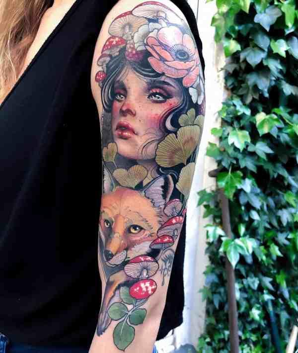 elegant tattoo 2020012661 - 60+ Elegant Tattoo Ideas Will Inspire Women