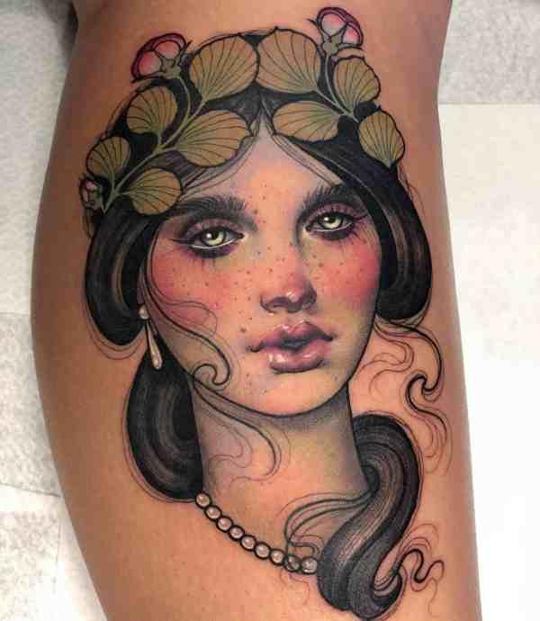 elegant tattoo 2020012663 - 60+ Elegant Tattoo Ideas Will Inspire Women