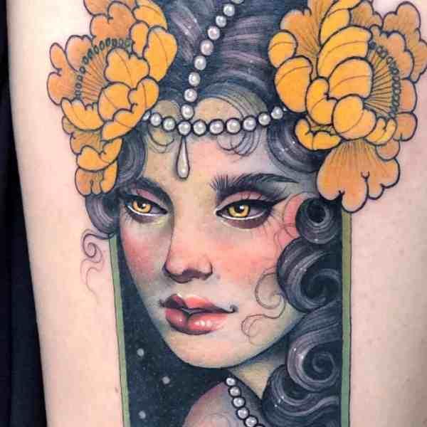 elegant tattoo 2020012665 - 60+ Elegant Tattoo Ideas Will Inspire Women