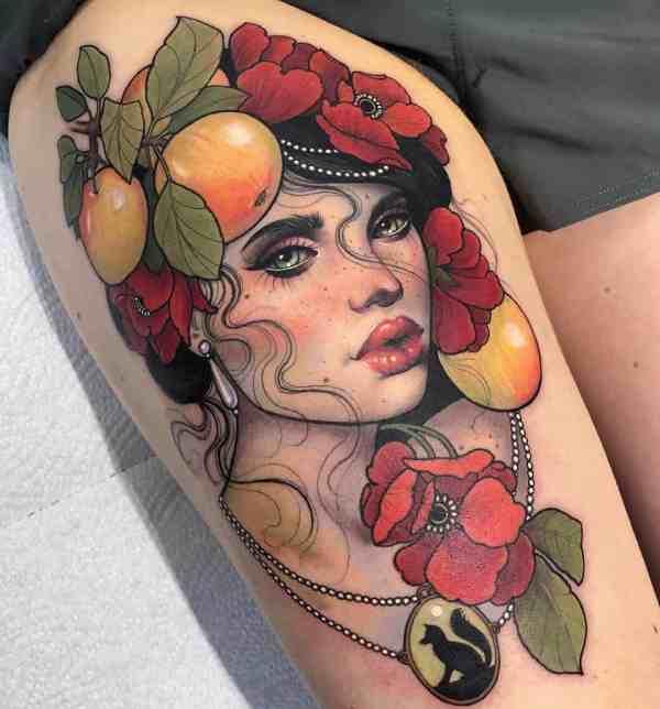elegant tattoo 2020012670 - 60+ Elegant Tattoo Ideas Will Inspire Women