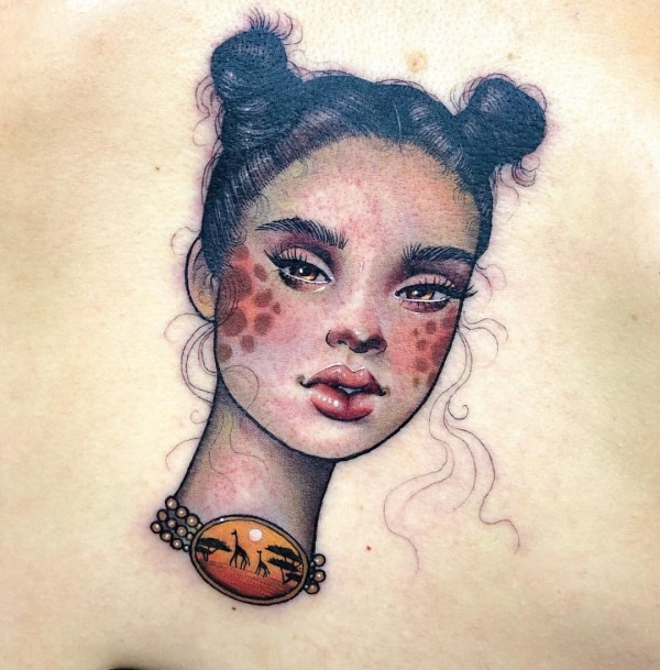 elegant tattoo 2020012672 - 60+ Elegant Tattoo Ideas Will Inspire Women