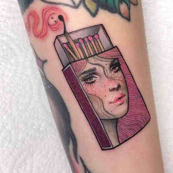 elegant tattoo 2020012675 - 60+ Elegant Tattoo Ideas Will Inspire Women