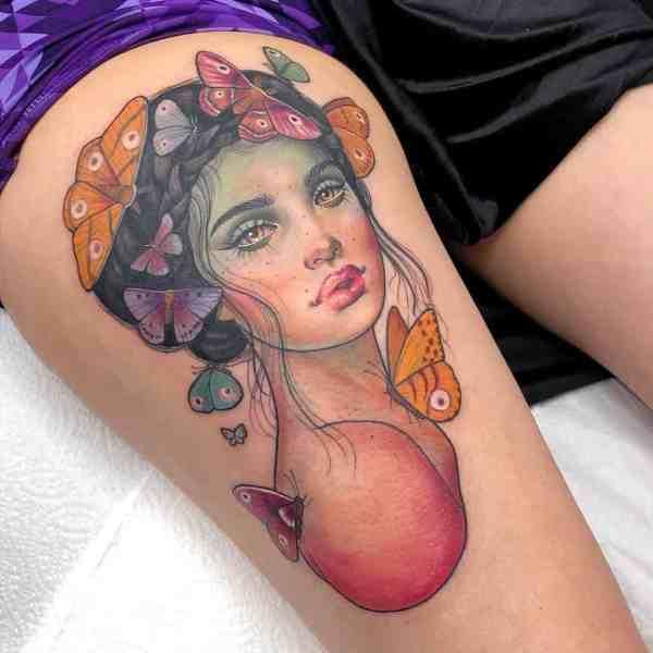 elegant tattoo 2020012677 - 60+ Elegant Tattoo Ideas Will Inspire Women