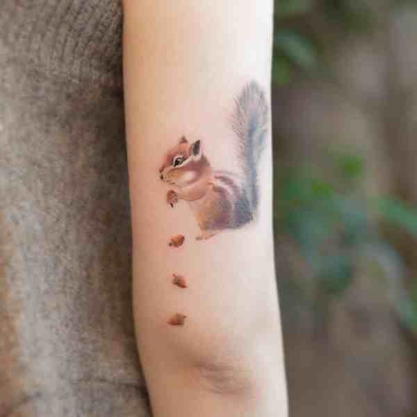 meaningful tattoos 2020011027 - 40+ Meaningful Tattoos That Inspire You