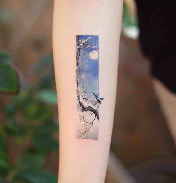 meaningful tattoos 2020011029 - 40+ Meaningful Tattoos That Inspire You
