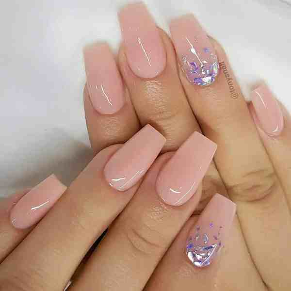 nails art 2020010502 - 60+ Nails Art That Is Super Trendy Right Now