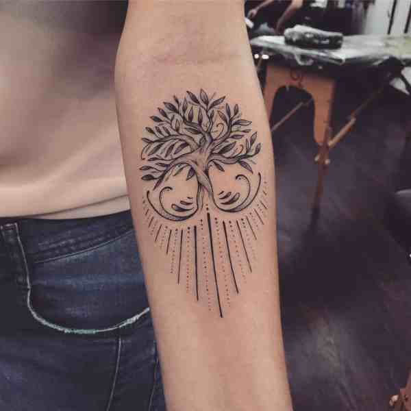 powerful tattoo 2020012024 - 100+ Beautiful and Powerful Tattoo Ideas to Inspire You