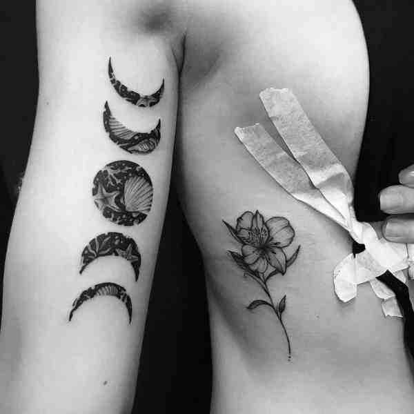powerful tattoo 2020012061 - 100+ Beautiful and Powerful Tattoo Ideas to Inspire You