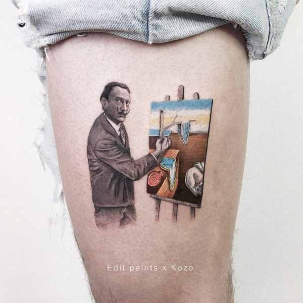 stunning tattoos 20200129105 - 100+ Stunning Tattoos to Inspire Your Super Inspiration