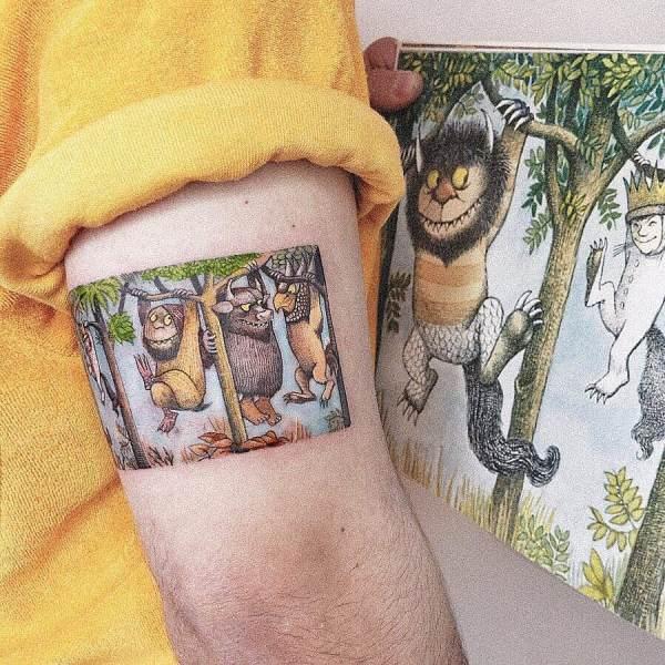 stunning tattoos 20200129106 - 100+ Stunning Tattoos to Inspire Your Super Inspiration