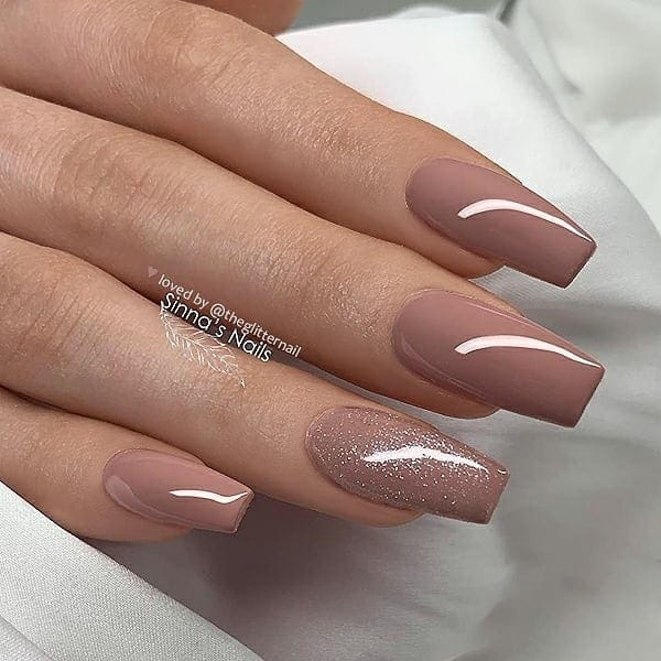 winter nail 20200201104 - 190+ Amazing Spring And Winter Nail Designs Ideas
