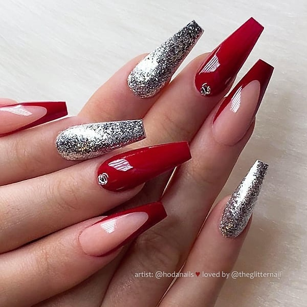 winter nail 20200201115 - 190+ Amazing Spring And Winter Nail Designs Ideas