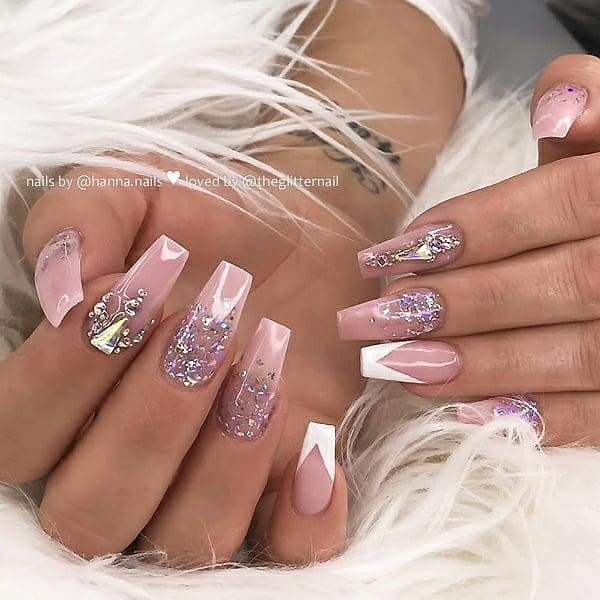winter nail 20200201118 - 190+ Amazing Spring And Winter Nail Designs Ideas
