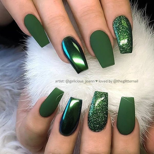 winter nail 20200201123 - 190+ Amazing Spring And Winter Nail Designs Ideas