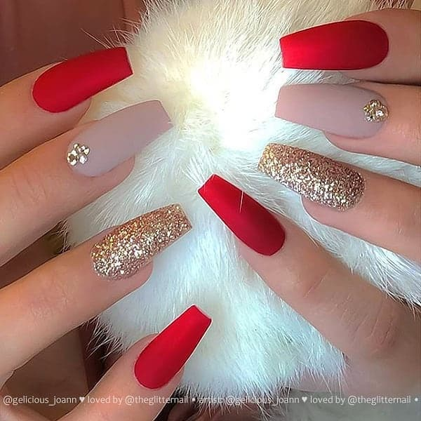 winter nail 20200201124 - 190+ Amazing Spring And Winter Nail Designs Ideas