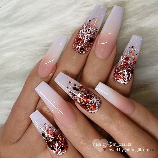 winter nail 20200201130 - 190+ Amazing Spring And Winter Nail Designs Ideas