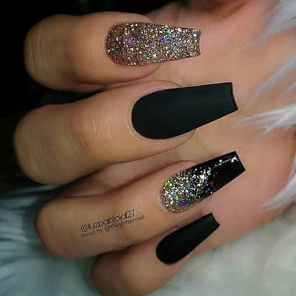 winter nail 20200201137 - 190+ Amazing Spring And Winter Nail Designs Ideas