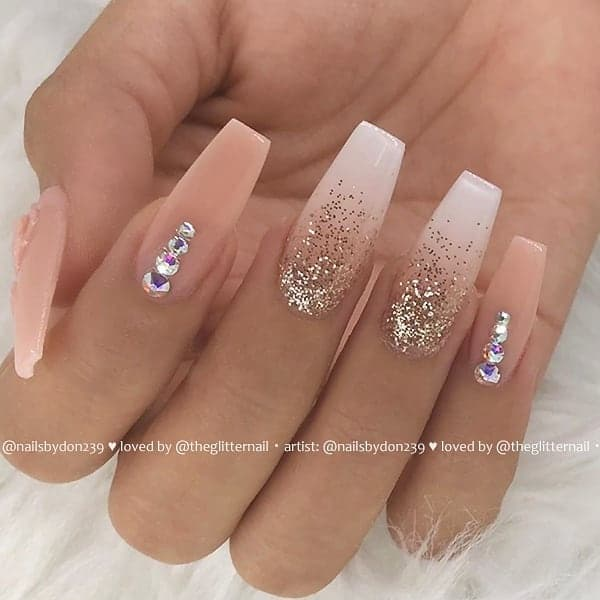 winter nail 20200201141 - 190+ Amazing Spring And Winter Nail Designs Ideas