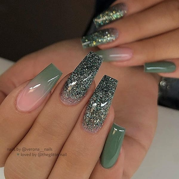 winter nail 20200201161 - 190+ Amazing Spring And Winter Nail Designs Ideas