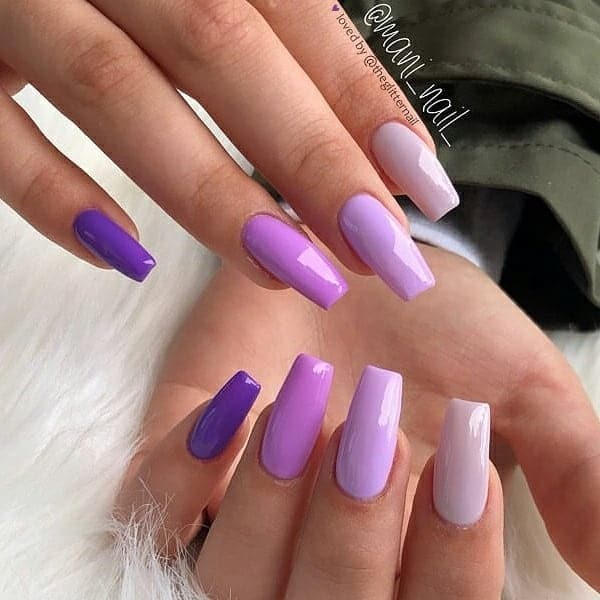 winter nail 20200201189 - 190+ Amazing Spring And Winter Nail Designs Ideas