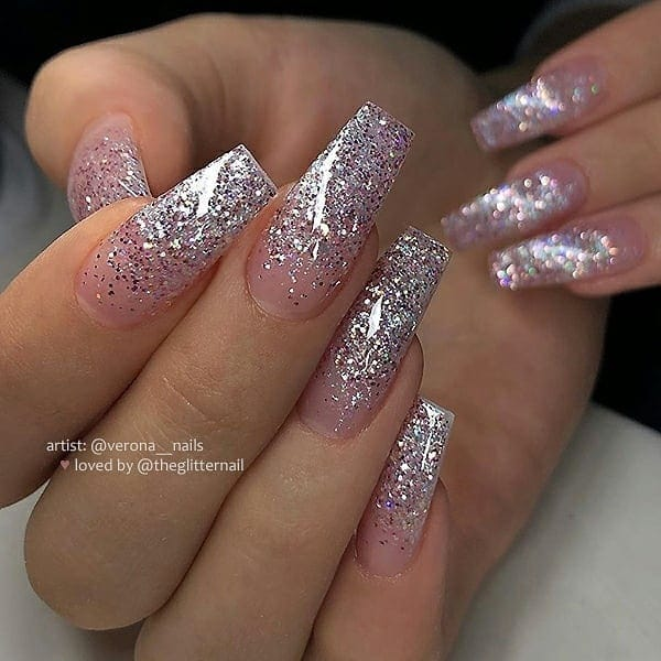 winter nail 2020020134 - 190+ Amazing Spring And Winter Nail Designs Ideas
