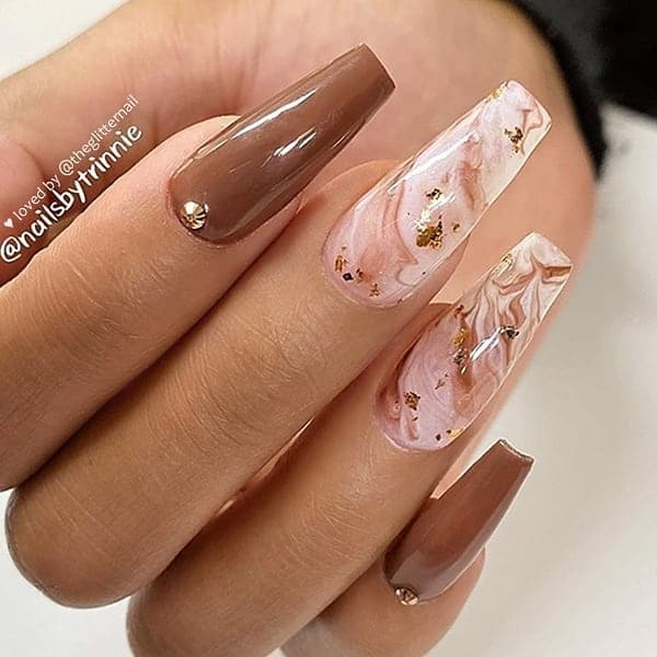 winter nail 2020020148 - 190+ Amazing Spring And Winter Nail Designs Ideas