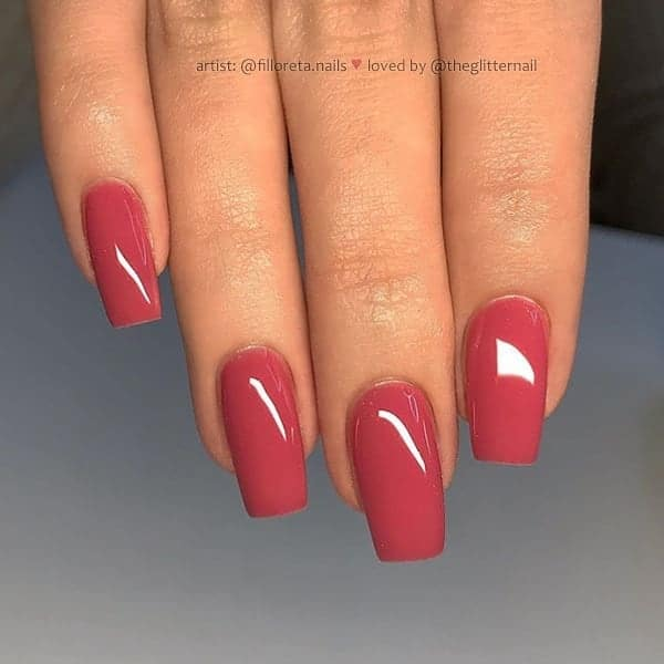 winter nail 2020020150 - 190+ Amazing Spring And Winter Nail Designs Ideas