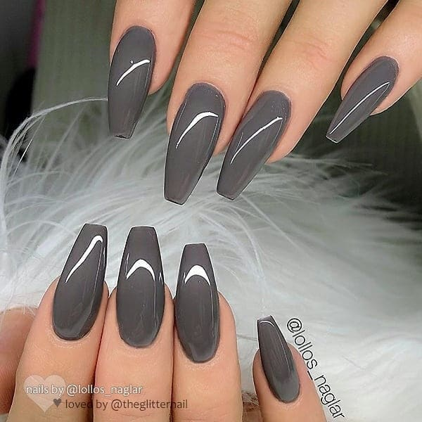 winter nail 2020020198 - 190+ Amazing Spring And Winter Nail Designs Ideas