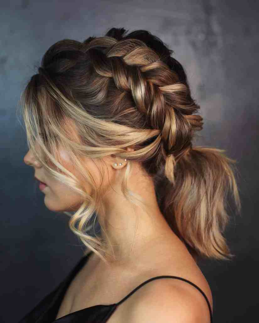Braids Hairstyles 2020022801 - Latest Braids Hairstyles to Try 2020