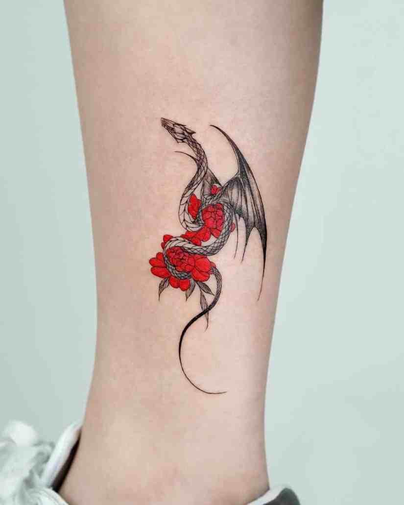 Dragon tattoo 2020042708 - Best Dragon Tattoo Ideas 2020 Inspiration Guide