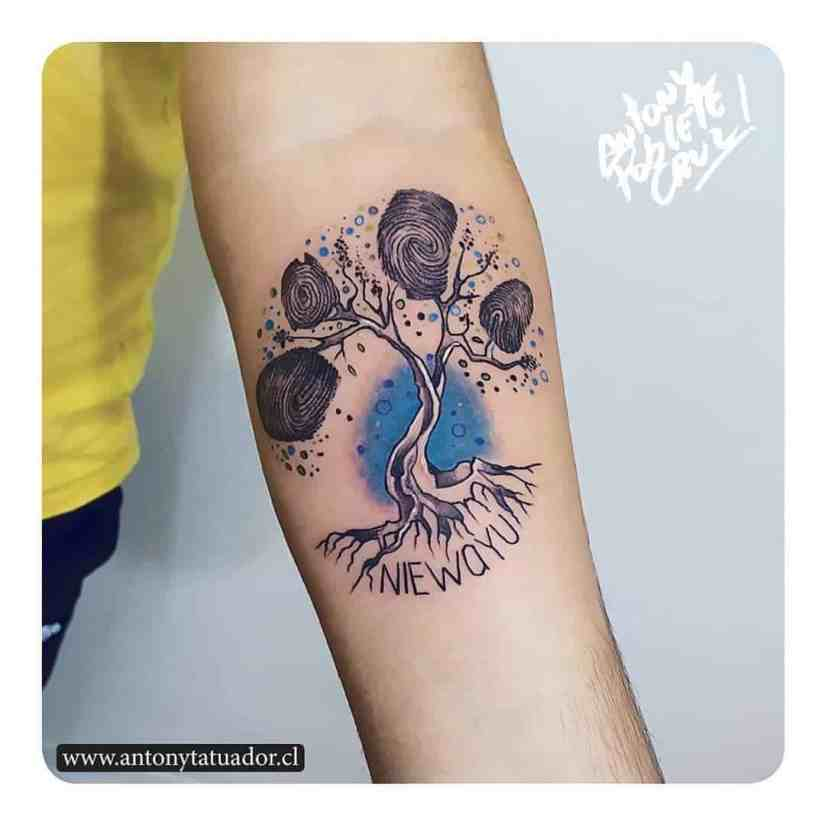 Watercolor Tattoo 2020043001 - Best Watercolor Tattoo Ideas 2020 Impress you
