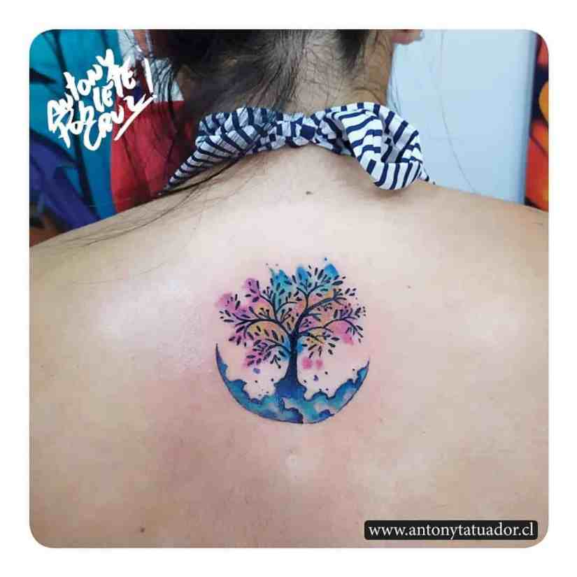 Watercolor Tattoo 2020043002 - Best Watercolor Tattoo Ideas 2020 Impress you