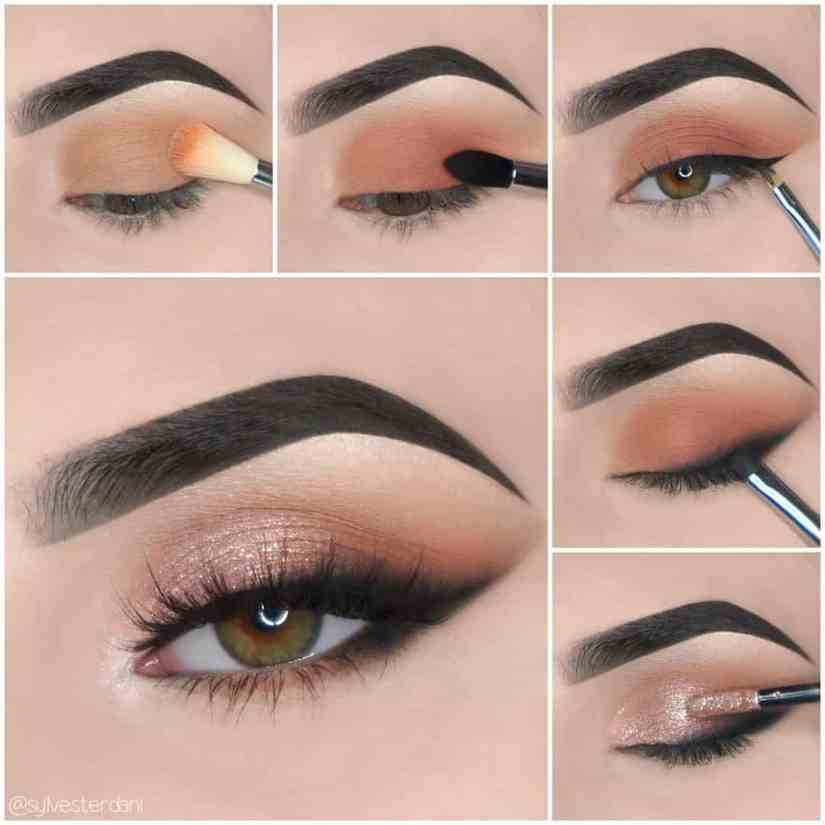 eye makeup step by step 2020022609 - Best Eye Makeup Step By Step for Beginners