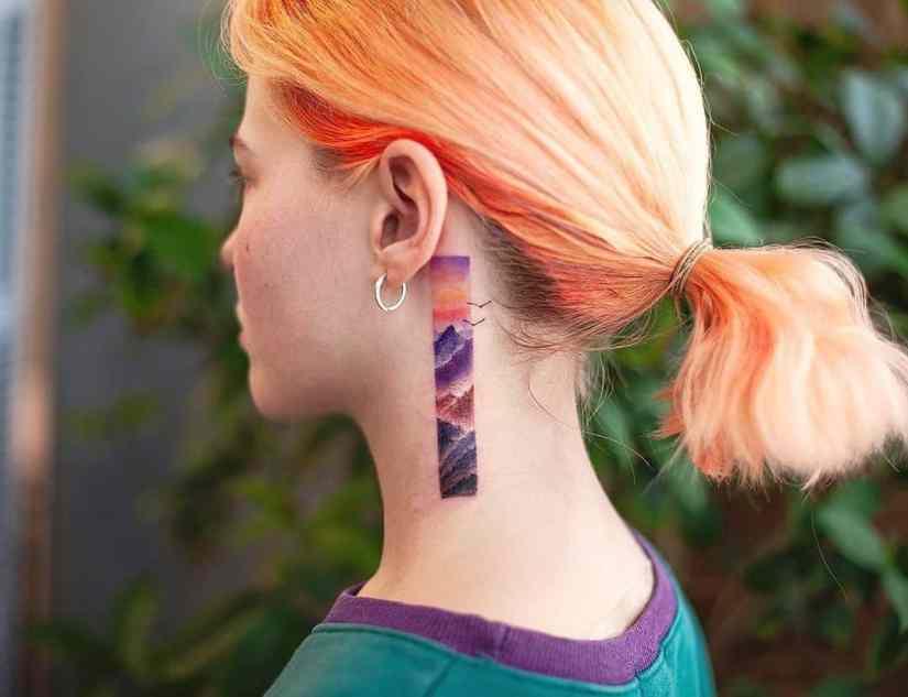 frame tattoo 2020050208 - Exquisite Frame Tattoo Designs Shock You