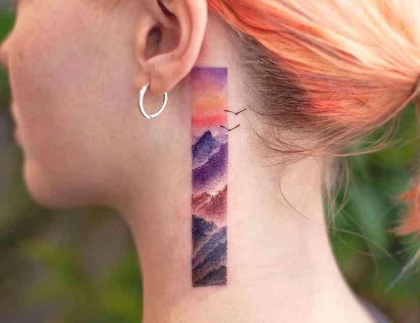 frame tattoo 2020050209 - Exquisite Frame Tattoo Designs Shock You