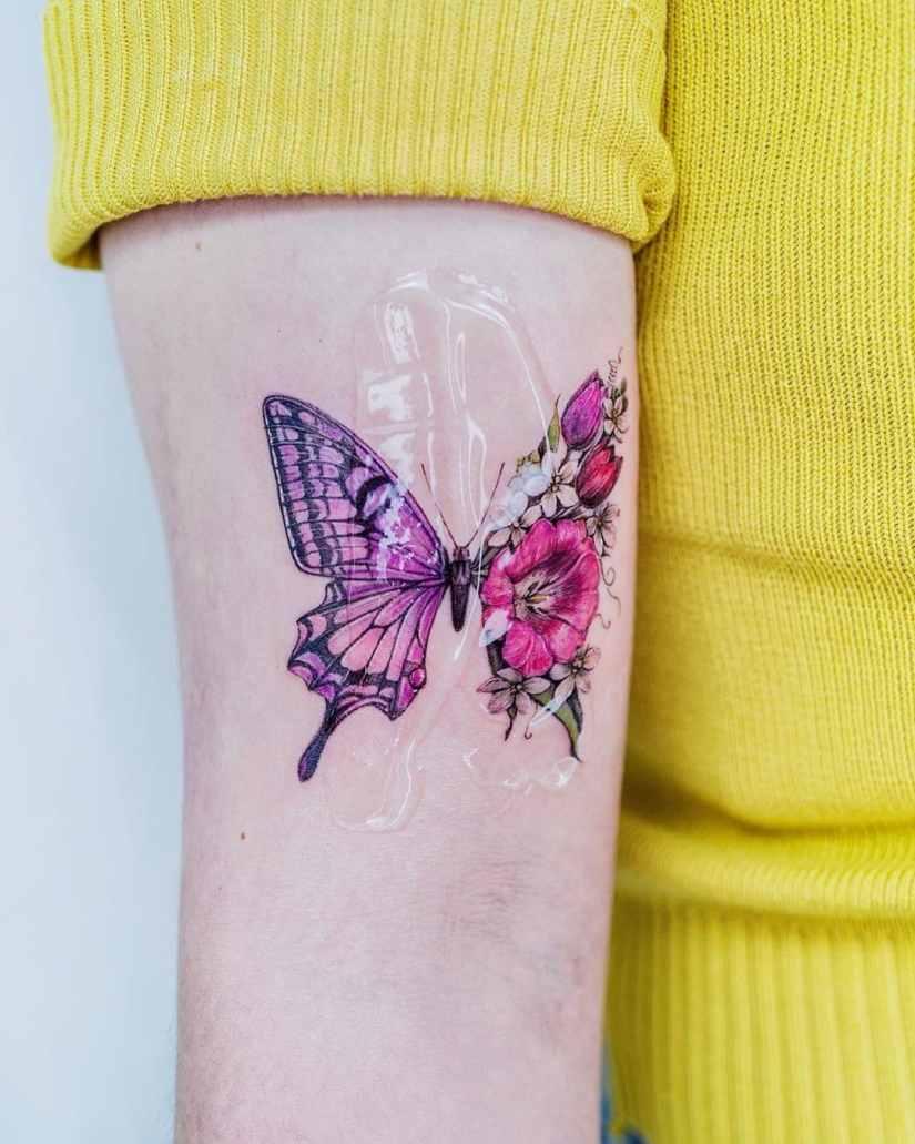 Butterfly tattoo designs 2020080206 - 20+ Best Butterfly Tattoo Designs 2020