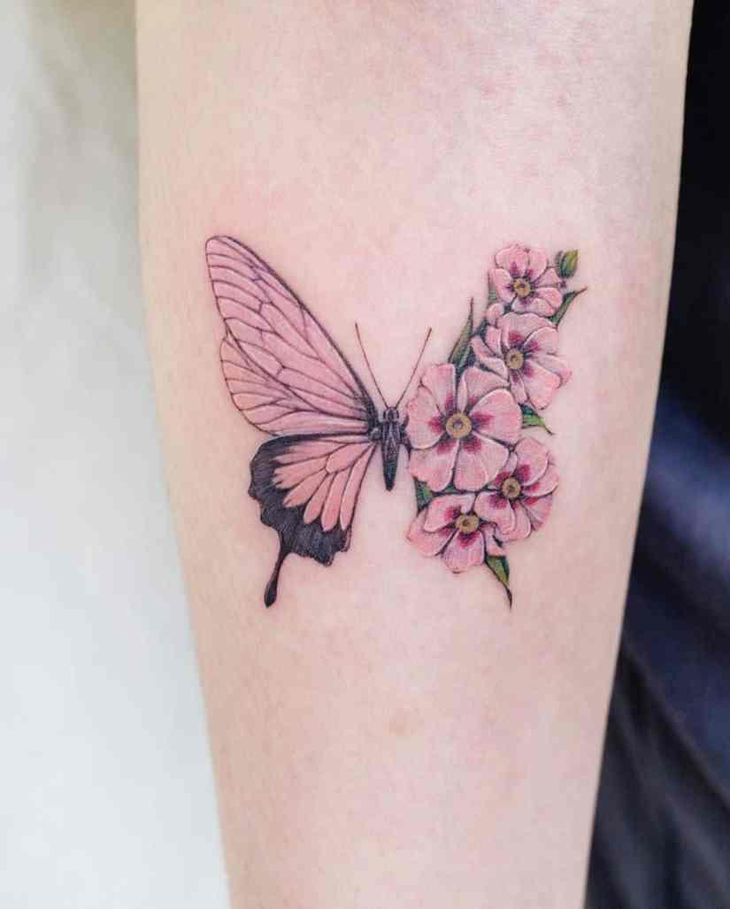 Butterfly tattoo designs 2020080208 - 20+ Best Butterfly Tattoo Designs 2020