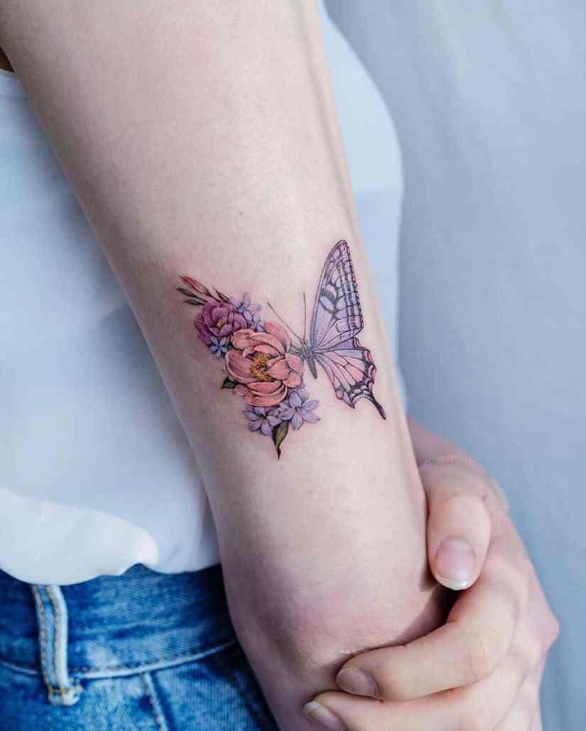 Butterfly tattoo designs 2020080211 - 20+ Best Butterfly Tattoo Designs 2020