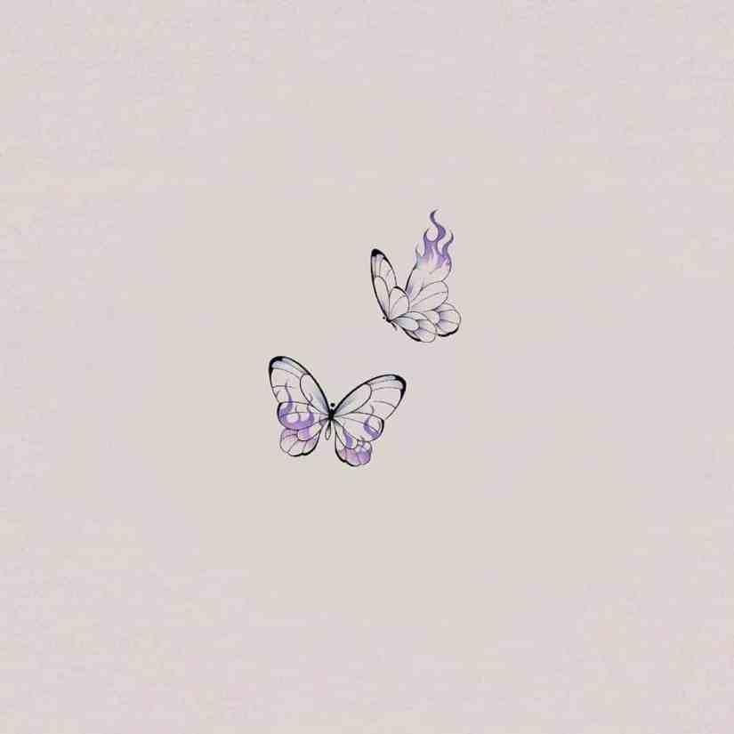Butterfly tattoo ideas 2020080808 - Best Butterfly Tattoo Ideas 2020 You Will Love