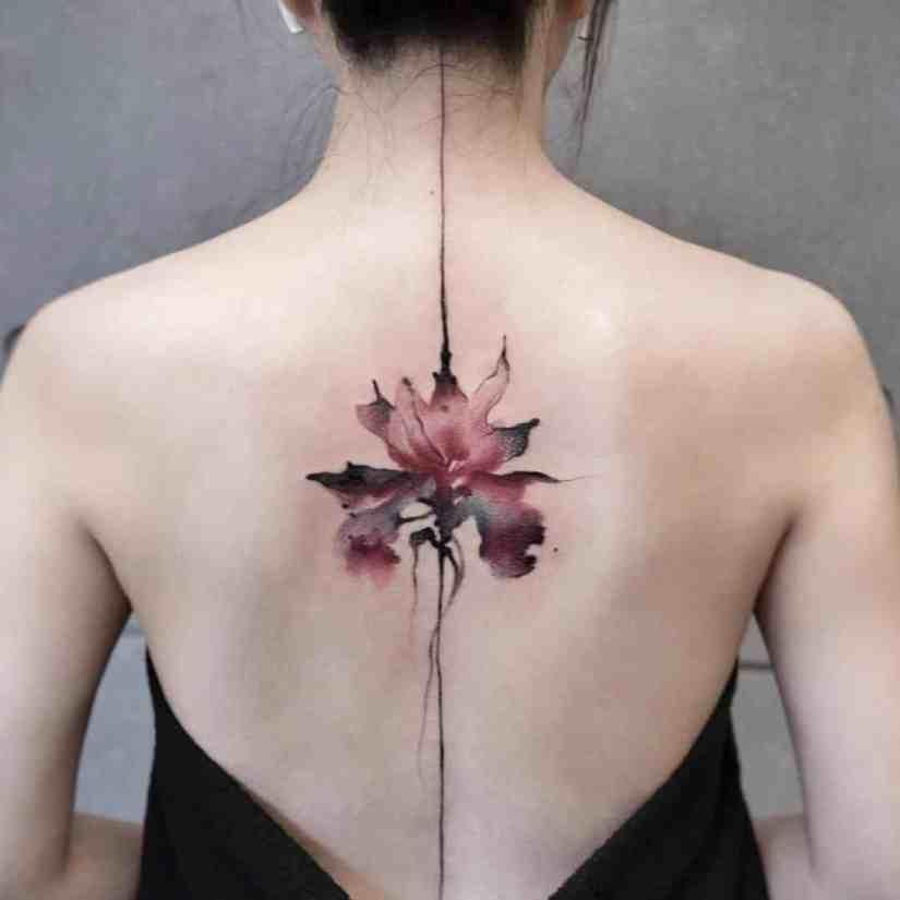 Iris Tattoo 2020082705 - 10 Best Iris Tattoo Designs and Meanings