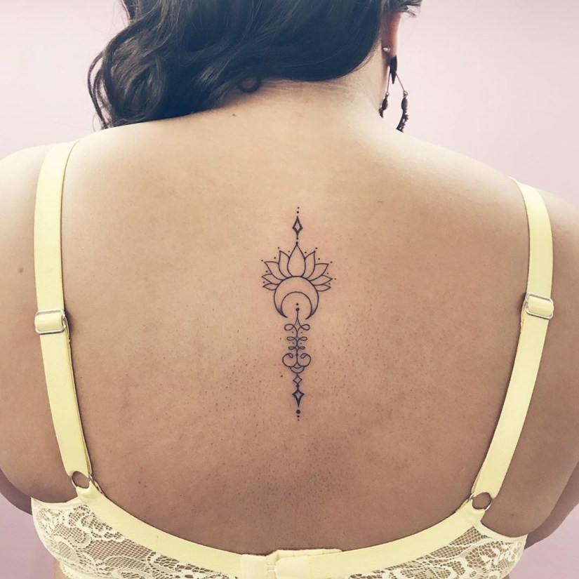 Lotus Tattoos 2020081920 - 20+ Amazing Lotus Tattoos & Meanings