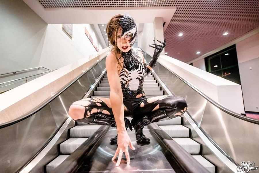 Halloween Venom Makeup 2020100511 - 10+ Halloween Venom Makeup Extreme Fear
