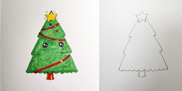 Draw-a-Christmas-Tree-20201124