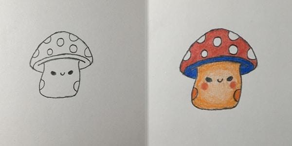 Draw-a-mushroom-20210131