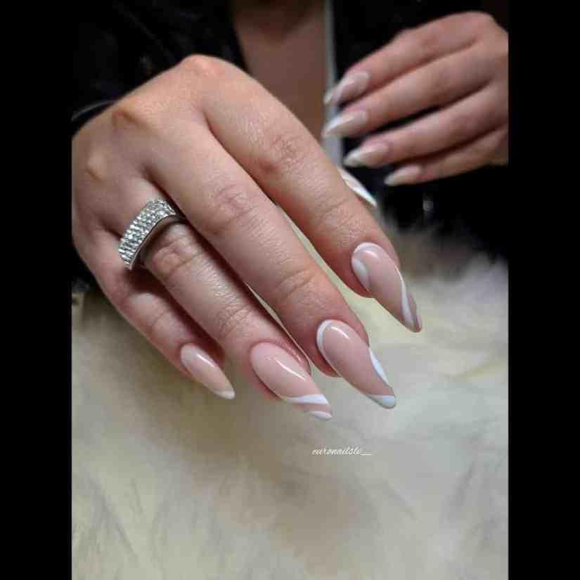 Almond Nail Designs 2021021604 - 10+ Stunning Almond Nail Designs