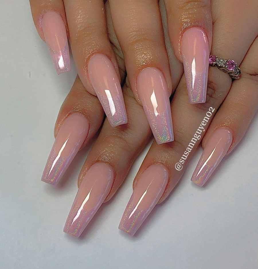 Spring Nails 2021020516 - 10+ Fashion Spring Nails Design 2021