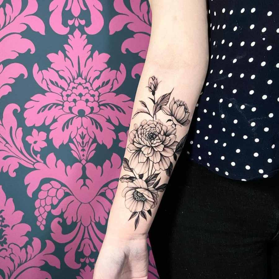 Black Tattoos 2021081707 - The Best Black Tattoos for Meaning and Inspiration